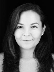 Portrait von Maria Landau by Dominique Hammer